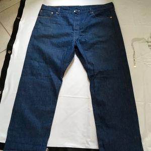 Levi's LVC 501xx Jeans Button Fly Denim Blue Sz 44